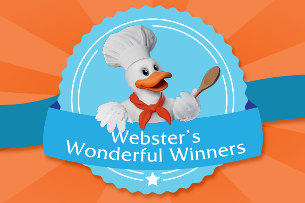 Webster's Wonderful Winners